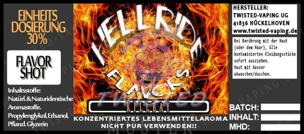 Hellride Killbay FlavorShot