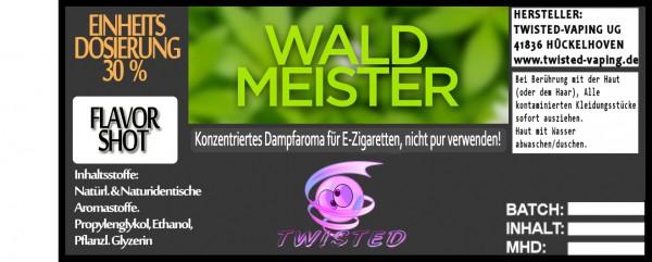 Twisted Aroma Waldmeister FlavorShot