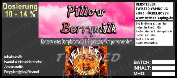 Hellride Pillow Berry Milk 10ml
