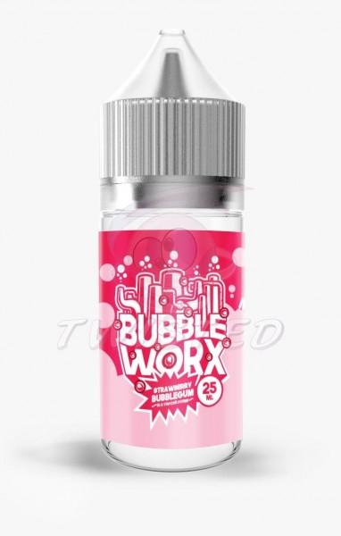 Bubbleworx Strawberry Short-Fill 25ml