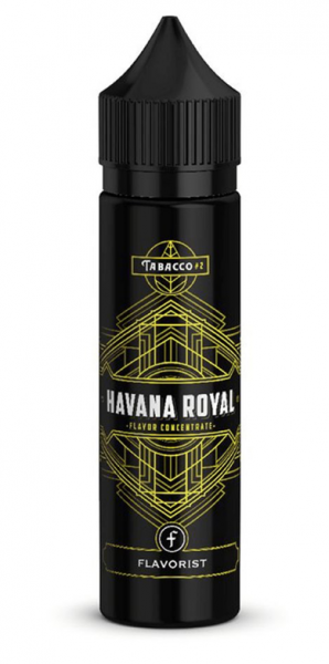 Flavorist - Havana Royal - 15ml Aroma (Longfill)
