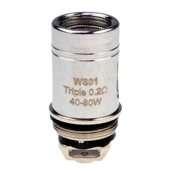 Wismec Elabo WS01 0,2 Ohm Verdampferkopf