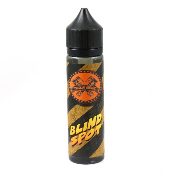 Truckin Vaporz Blind Spot E-Liquid 40ml 0mg