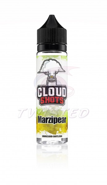 Cloud Shots Marzipear Short-Fill 50ml