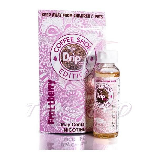 The Drip Company Frattberry Plus US Premium Liquid 50ml 0mg