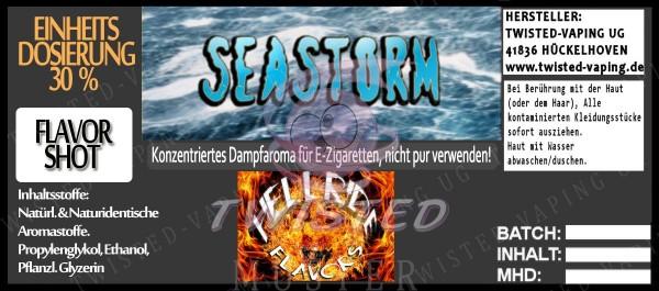 Hellride Aroma Seastorm FlavorShot