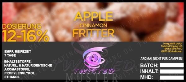 Twisted Aroma Apple Cinnamon Fritter 10ml