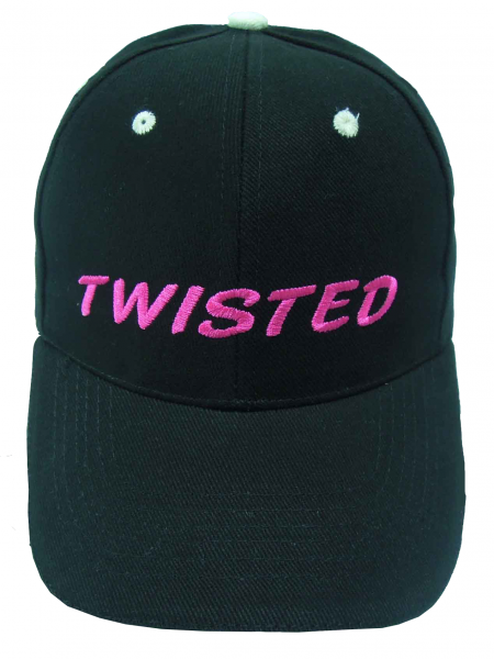 Twisted Baseball Cap