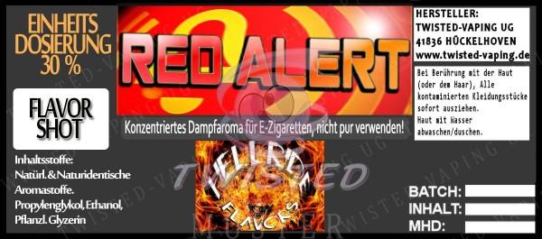Hellride Aroma Red Alert FlavorShot