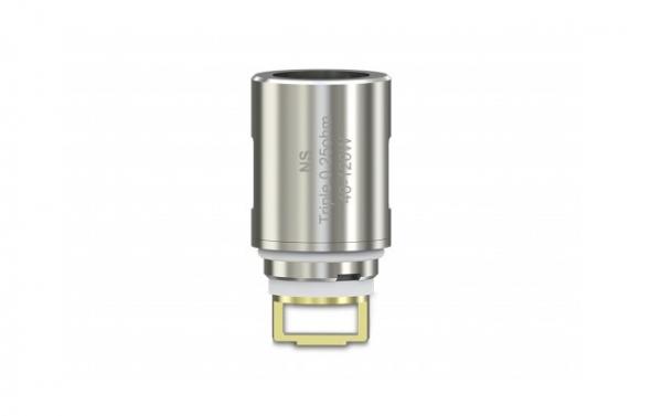 Wismec Renux MiniElabo Triple 0,25 Ohm Verdampferkopf WS02-NS