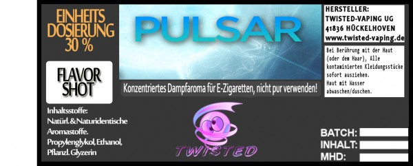Twisted Aroma Pulsar FlavorShot 5ml