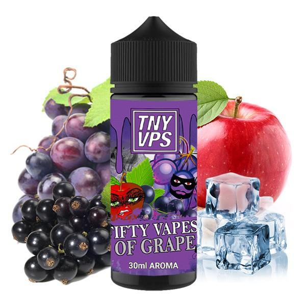 """Tony Vape """"Fifty Vapes of Grape"""" Longfill 30ml"""