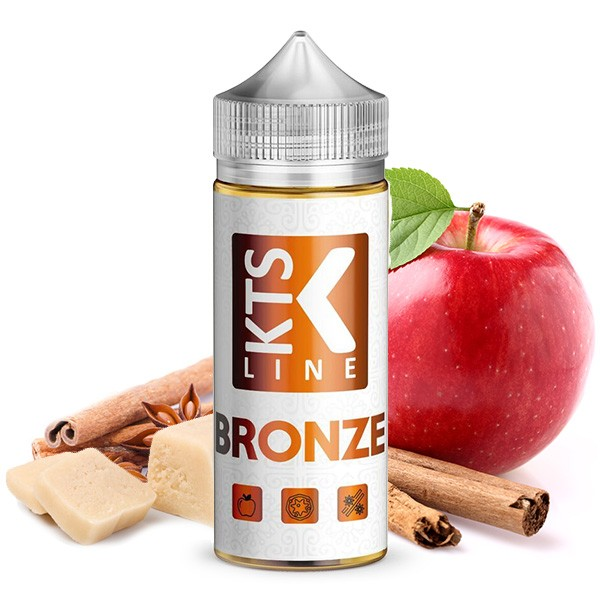 "KTS Line ""Bronze"" Longfill 30ml"