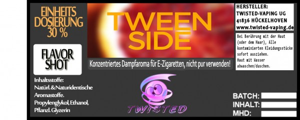 Twisted Aroma Tweenside FlavorShot 5ml