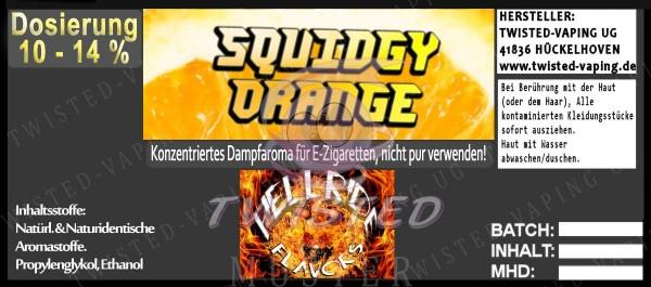 Hellride Squidgy Orange 10ml