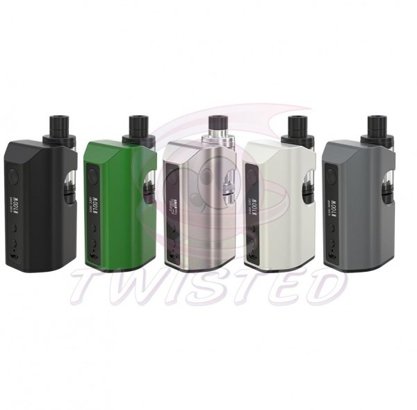 eleaf Aster RT + Melo RT 22