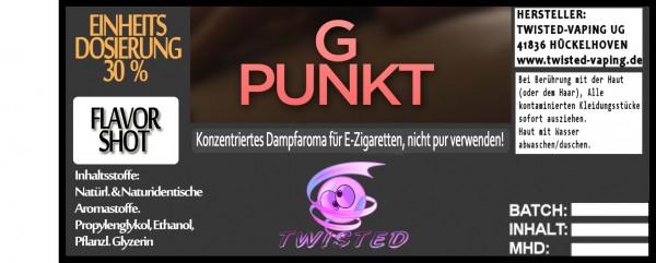 Twisted Aroma G-Punkt FlavorShot
