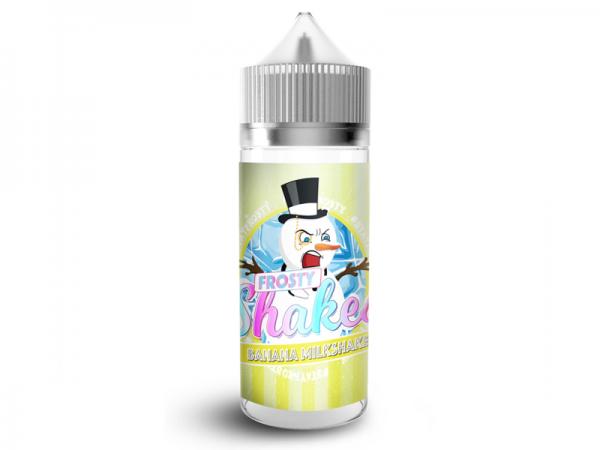 Dr.Frost Banana Milshake Shortfill