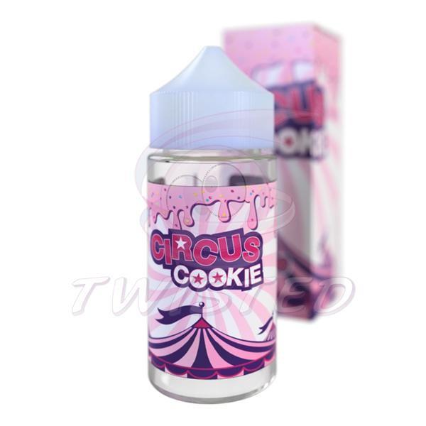 Circus Cookie US Premium Liquid 80ml 0mg