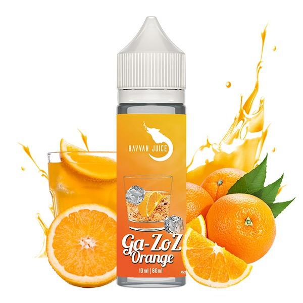 Hayvan Juice Ga-Zoz Orange Aroma 10ml 0mg