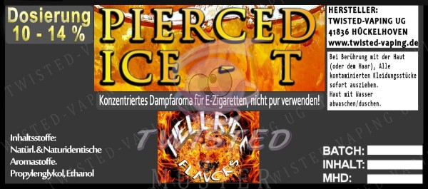 Hellride Pierced Ice-T 10ml