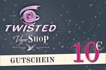 Gutschein Online-Shop 10 Euro