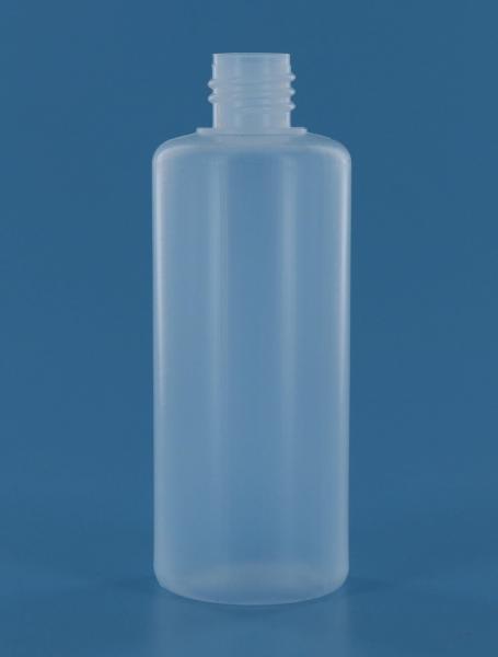 10x LDPE-Tropferflasche 100 ml für E-Liquid, Window-Color und div. andere Flüssigkeiten