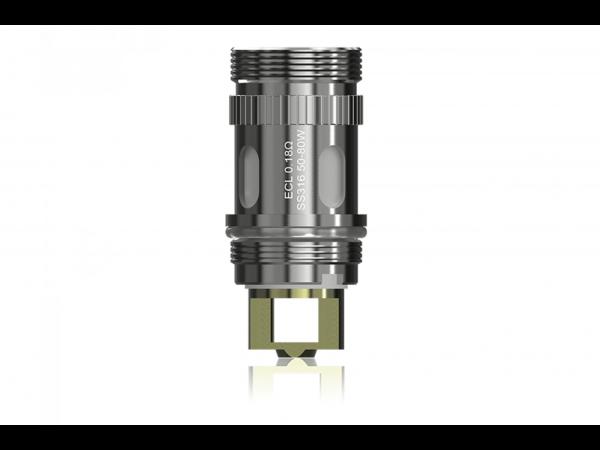SC Melo 3 ECL-Verdampferkopf 0,18 ohm 5-er Pack
