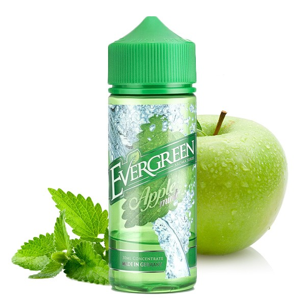 "Evergreen ""Apple mint"" Longfill 30ml"