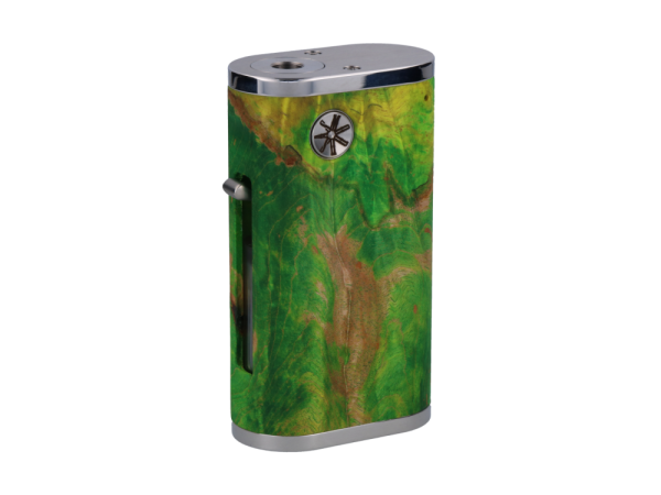 Asmodus Pumper 18 Squonk Mod Akkuträger Resin-Grün