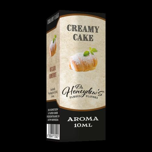 Creamy Cake Dr. Honeydew