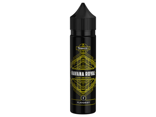 Flavorist Havana Royal - Shortfill Aroma 15ml