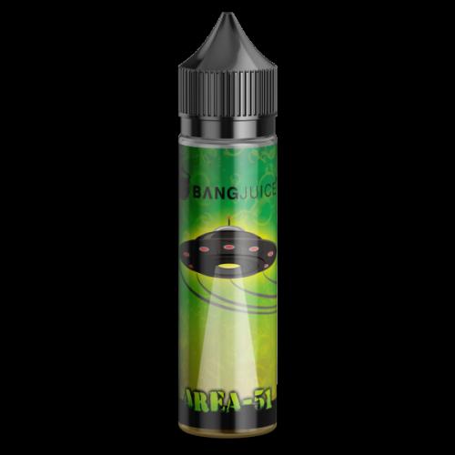 Bang Juice- Area 51 - 15ml Aroma