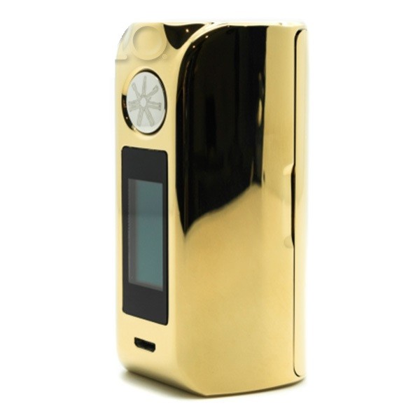 Asmodus Minikin 2 180W Touch Screen Mod Akkuträger Gold