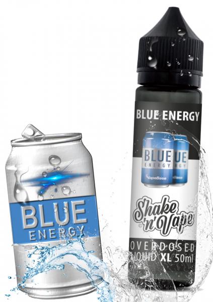 Overdosed Eleven Blue Energy 50ml