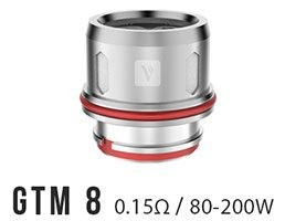 Vaporesso GTM-8 0,15 Ohm Verdampferkopf