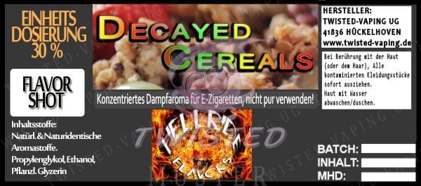 Hellride Aroma Decayed Cereals FlavorShot