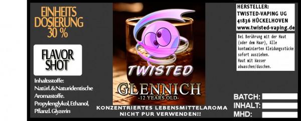 Twisted Aroma Glennich FlavorShot