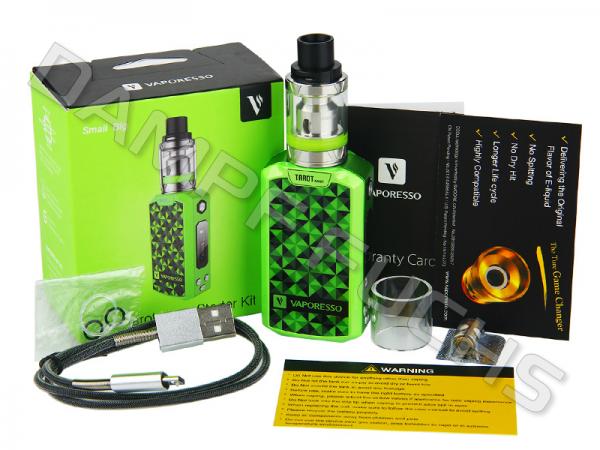 Vaporesso Tarot Nano Kit Silber EAN: 4260444386948