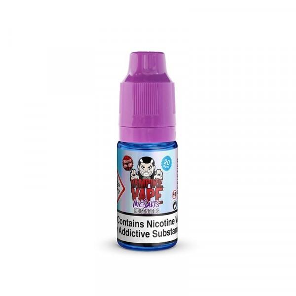 """Vampire Vape """"Heisenberg"""" NicSalt-Liquid 10ml"""