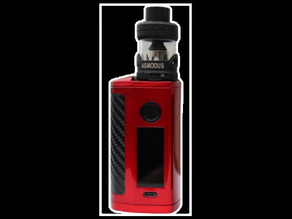 AsMODus Minikin V3S mit Viento E-Zigaretten Set Rot